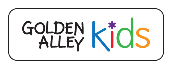 Golden Alley Kids logo