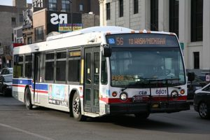 Lessons learned on a CTA bus