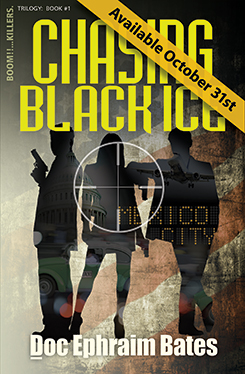 Chasing Black Ice: Book 2 in the Boom!!...Killers. Trilogy