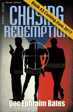 Chasing Redemption: Book3 in the Boom!!...Killers. Trilogy