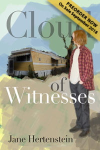 Book cover Cloud of Witnesses by Jane Hertenstein preorder now on sale September 2018